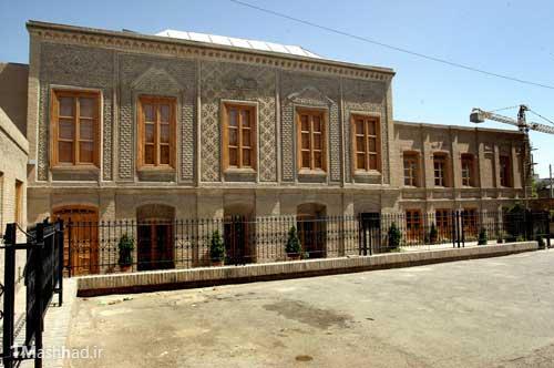 خانه تاریخی ملک,قدمت خانه تاریخی ملک