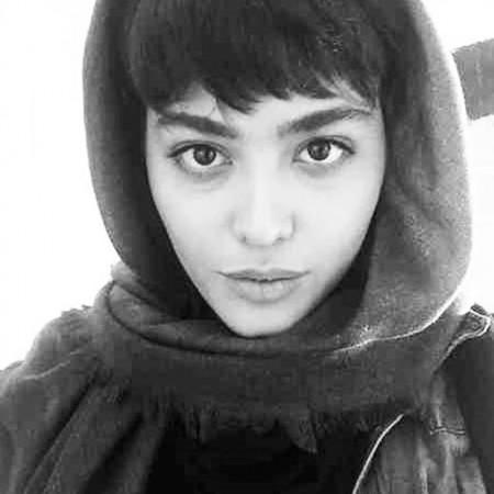عکس شخصی ریحانه پارسا در نقش لیلا