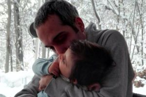 فحاشی به دختر 16 ماهه امیرمهدی ژوله! + واکنش تند وی