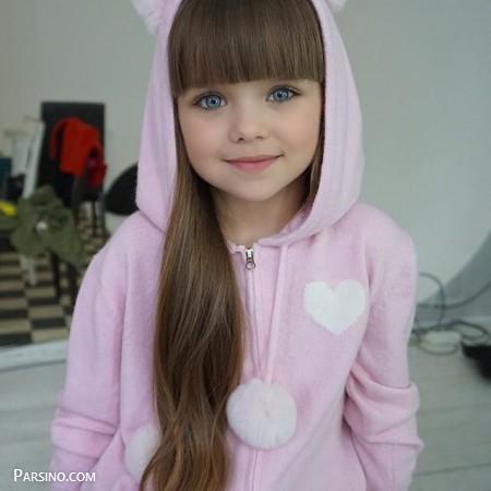 عکس دختر بچه های زیبا ناز خوشگل ایرانی